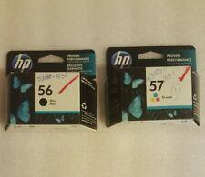 HP 56 & 57 Ink Set C66757AN Option 140 C6656AN