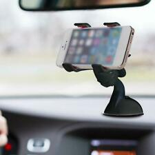 Universal Car Phone Holder Clip Windshield Dashboard Desktop Suction Mount Stand