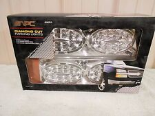 APC 403462PLD DIAMOND CUT PARKING LIGHTS FITS 2002-2007 SILVERADO AVALANCHE