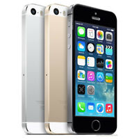 New Apple iPhone 5S 16/32/64GB Smartphone Cellphone Factory Unlocked