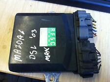 MAZDA 6 injector ecu RF5C MAZDA 6 DIESEL