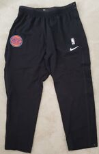 Nike NBA New York Knicks On Court Warm Up Pants Men's 2XL Tear-Away Snaps NWT
