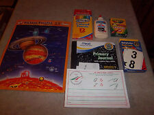 Educational Items - Multiplication Flash Cards - Peterson Journal Planet Puzzle