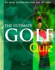 The Ultimate Golf Quiz by