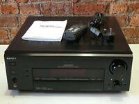 Sony STR-VA555ES Dolby 5.1 Channel Surround Sound Receiver Amplifier + Remote