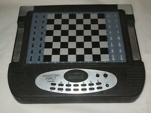 Phantom Force Excalibur Chess Self Moving Chess Board Tested, NO PIECES