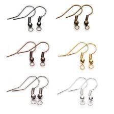 200pcs Earring Hook DIY Women Earrings Jewelry Making Accessories