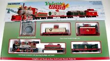 Bachmann On30 Scale Train Train Set Analog Yuletide Special Delivery 25022