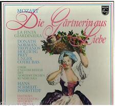 Mozart: Die Gärtnerin Aus Liebe (La Finta Giardiniera) / Prey, Troyanos - LP