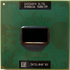 Processore CPU Intel Pentium M 715 SL7GL 1.5 Ghz 600 Mhz Socket 478-pin Micro-FC