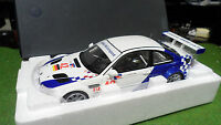 BMW M3 GTR 2001 LEHTO # 42 MÜLLER 1/18 MINICHAMPS 80430139183 voiture miniature