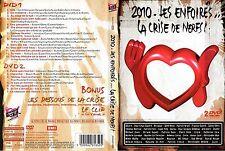 LES ENFOIRES - 2010 La Crise de NERFS ! - 2 DVD