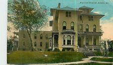 Missouri, MO, Sedalia, Maywood Hospital 1910's Postcard