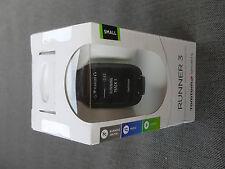 TomTom Runner 3 Cardio + Music GPS- Uhr - Sport, Lauf - Uhr, black/green, SMALL