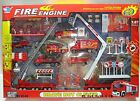Big-Daddy Fire Rescue Toy Play Set To Create a Perfect Emergency Scene