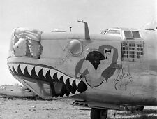 "Nose art Consolidated B-24 Liberator Solid Comfort 5""x 7"" World War II Photo 417"