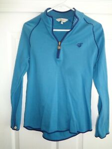 Clover by Bobby Jones Large Golf 1/4 Zip Pullover - Cherry Hills - Awesome!!