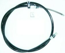 Parking Brake Cable-Stainless Steel Brake Cable Rear Right fits 1987 Wrangler