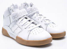 uk size 9.5 - adidas originals vrx mid trainers - b41484