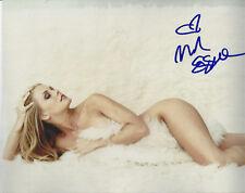 Baywatch  Nicole Eggert autographed 8x10  photo Bonus of signing