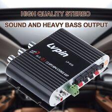 12V Lvpin LP-838 Car Stereo Amplifier Mini Hi-Fi 2.1CH CD MP3 MP4 Super Bass AMP