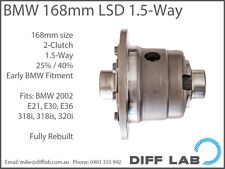 BMW E21 E30 E36 316i 318i 318is 320i LSD limited slip differential 1.5-way 40%