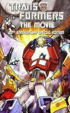 Transformers: The Movie (DVD, 2006, 2-Disc Set, 20th Anniversary Edition) MINT