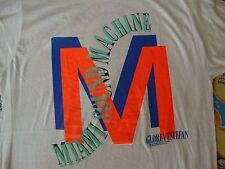 Vintage Gloria Estefan Miami Sound Machine 1989 1990 Concert Tour T Shirt M