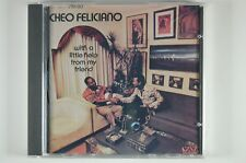 CHEO FELICIANO With a Little Help From My Friend LATIN CD VAYA