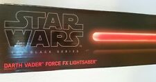 STAR WARS THE BLACK SERIES Darth Vader Force FX Lightsaber - RED!! by Hasbro