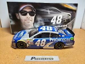 2015 Jimmie Johnson #48 Lowe's ProServices HMS Chevy 1:24 NASCAR Action MIB