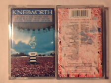2MC Knebworth the album cassette k7 BEATLES PINK FLOYD COME NUOVE LIKE NEW
