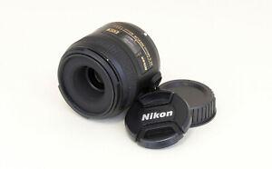 Nikon AF-S DX Micro 40mm f/2.8G Lens for D3200 D3400 D5200 D7000
