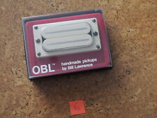 Obl l-500l CR BS Bill Lawrence Humbucker Pickup Tête de Lecture made in germany NOS
