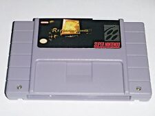 Rendering Ranger R2 - game For SNES Super Nintendo - Action
