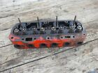 Allis Chalmers WD45 WD 45 AC tractor engine motor cylinder head w/ valves