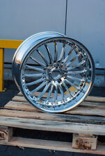 19 inch alloy wheels 5x112 AUDI A5 Q5 CHROME
