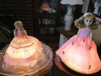 One Custom Made Lamp / Elise Madame Alexander Doll