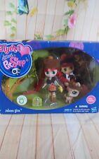 Littlest Pet Shop Autumn Glam Blythe Doll and Deer