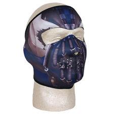 Neoprene Warm/Cold Weather Face Protect Adjust Motorcycle ATV Batman Bane Mask