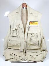 Duncan Row Kodak Prefessional Photography Vest XL   #EG 52306