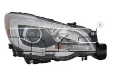 TYC Right Side Halogen Headlight Assembly for Subaru Legacy & Outback 2015-2017