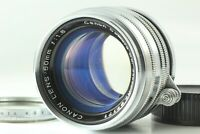 [EXC+++++] Canon 50mm F1.8 L39 LTM Leica Screw Mount Lens from Japan