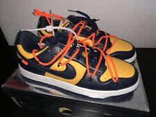 Nike Dunk Low OFF-WHITE Michigan