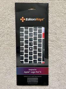 Apple Logic Pro X Keyboard Cover (for iMac Magic Wireless Keyboard) - New in Box