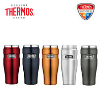 NEW Thermos Stainless King S/Steel Vacuum Insulated Tumbler 470ml Free Post Save