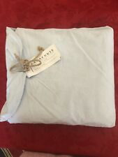 Parachute top sheet percale in Powder Blue Queen New