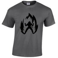 Super Saiyan Mens T-Shirt DRAGONBALL GOKU Saiyan Super