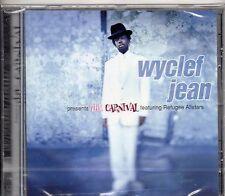 WYCLEF JEAN CD The Carnival 1997  LAURYN HILL JOHN FORTE  CELIA CRUZ sealed