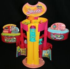 Sweet Secrets Mall Deluxe Playset Play Set Magic Touch Pretend Play Set Toy